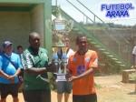 201116 - Ferrocarril - Vice Campeao da Copa LAD
