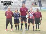 200518 - Trio de arbitros futebol feminino