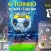 Começa neste sábado, 14, o Torneio Ronan Ferreira 2020